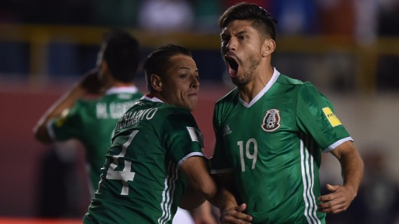 Mexico became the first nation from Central American qualifying to reach Russia 2018, only conceding five goals in 15 matches.