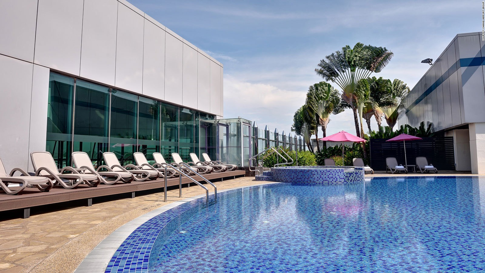Airport Swimming Pools: 8 Of The Worldu0027s Best | CNN Travel