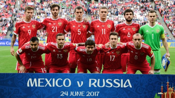 Host nation Russia qualified for the 2018 World Cup without even having to kick a ball. The most recent competitive fixtures for Stanislav Cherchesov's men came in the 2017 Confederations Cup, where they crashed out in the group stage.