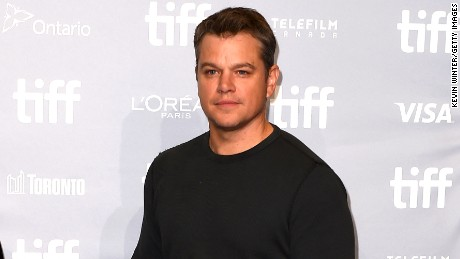 Matt Damon 'sick to my stomach' over Weinstein allegations