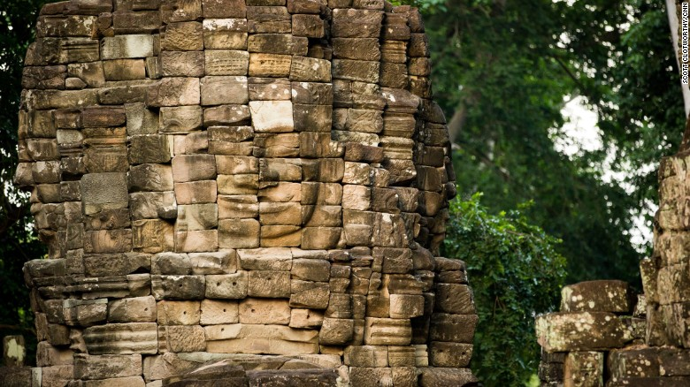 Beyond Angkor Wat: The forgotten temples of Cambodia's Banteay Chhmar