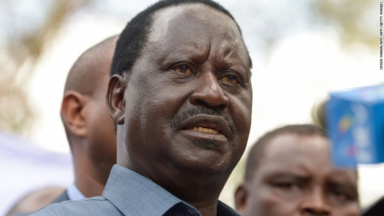 Major candidate quits Kenyan election re-run