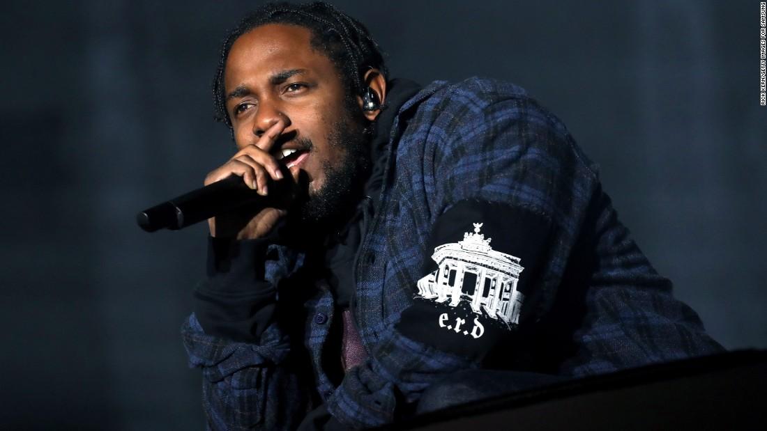 Kendrick Lamar is a Pulitzer Prize winner