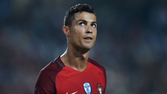 Cristiano Ronaldo and Portugal will also be at the World Cup after the Euro 2016 champions leapfrogged Switzerland to top Group B of European qualifying. Johan Djourou put the ball in his own net to hand the lead to Portugal, before Fernando Santos's men doubled their lead with a 57-minute Andre Silva strike.