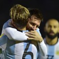 Argentina World Cup qualifier Messi Lucas Biglia
