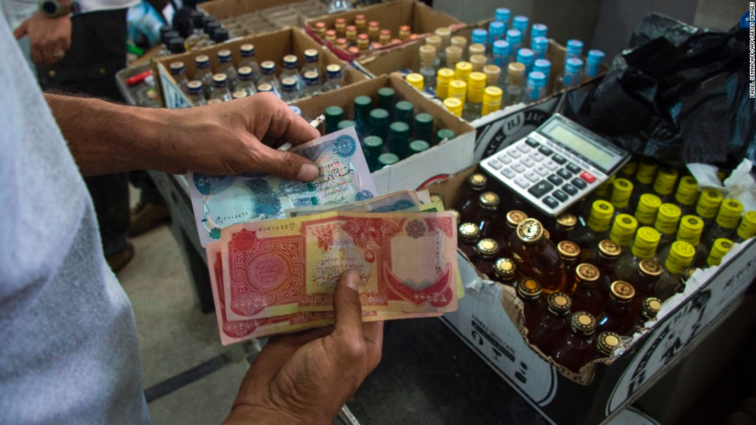 Buying or selling alcohol was a dangerous endeavor during the two years ISIS held Mosul. But some liquor stores have returned to the city in recent months.