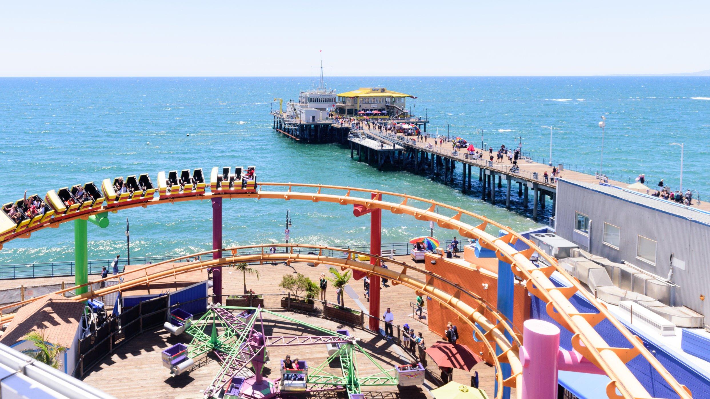 3rd Street Promenade Hours >> Santa Monica Pier Tips Good Advice For Your Visit Cnn Travel