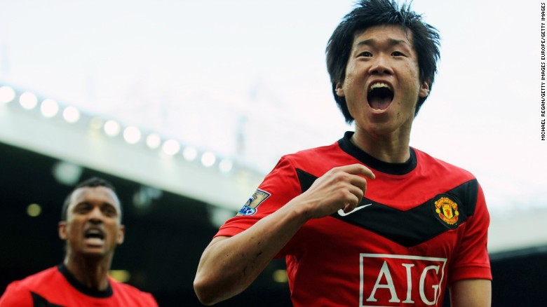 470e235e2 Manchester United  Park Ji-sung says club is emerging from  a dark ...