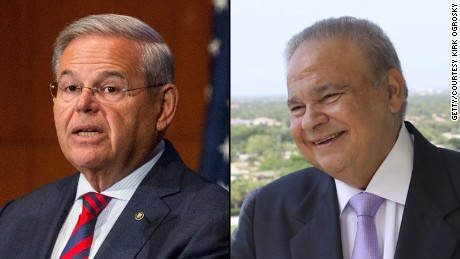 Menendez jury begins deliberations in bribery trial