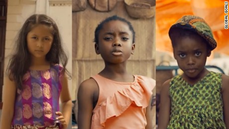 Fierce girls fight inequality with Beyoncé song