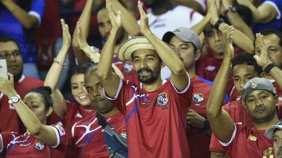 Panama qualified for the World Cup for the first time in their history after a 2-1 win against Costa Rica. Good news for the Panama national team but also the nation's citizens -- they were then given a public holiday by President Juan Carlos Varela.