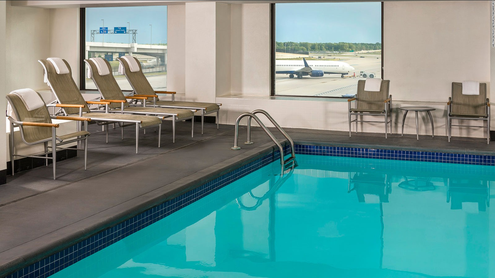 Airport swimming pools: 8 of the world\'s best | CNN Travel