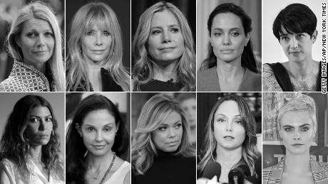 weinstein accusers