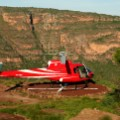 helicopter hanglip mountain legend golf course south africa
