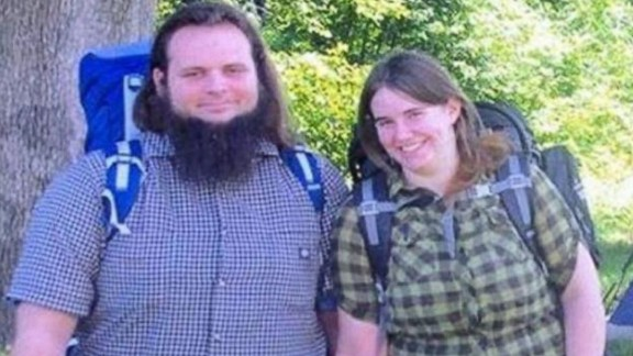 American Caitlan Coleman, 31, and her Canadian husband, Joshua Boyle, 33, were kidnapped in 2012 while they were traveling as tourists in Afghanistan.