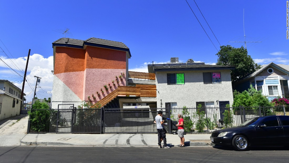 In Boyle Heights, landlords are increasing rent by as much as $800, say long-term residents.