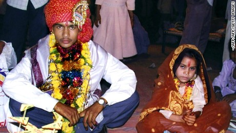 Raped and wed by 11, woman fights to end child marriage - CNN