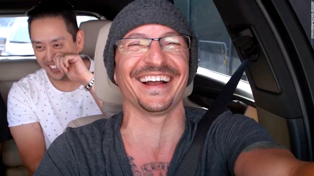 Chester Bennington: There were warning signs before his suicide