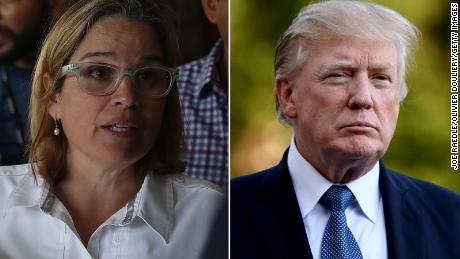 San Juan mayor: Trump's words on Puerto Rico are 'utter hypocrisy'