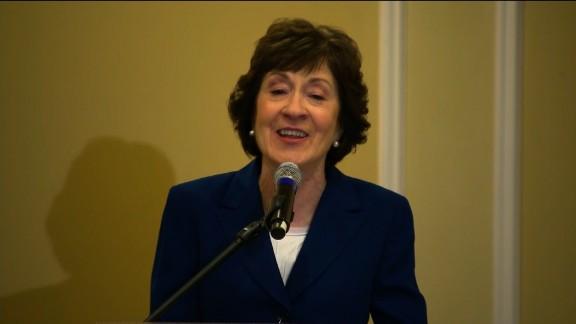 Sen. Susan Collins, a Maine Republican