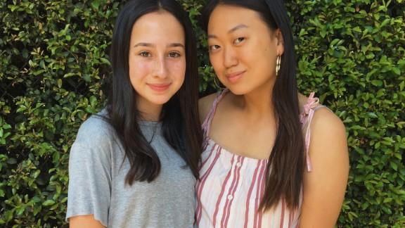 Charlotte Kramon & Eunice Park