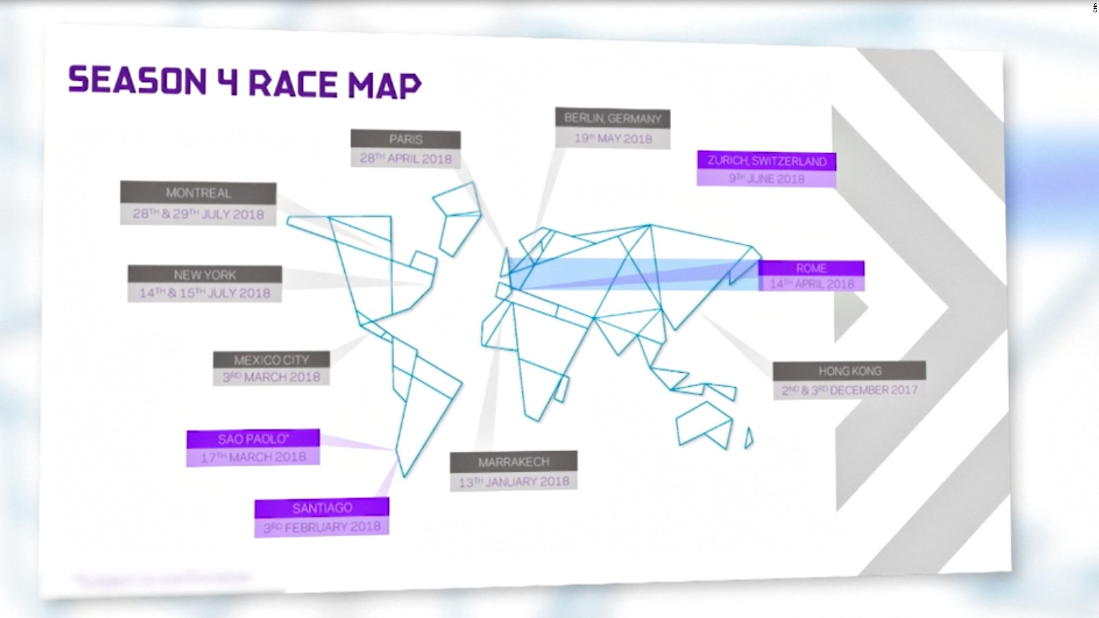 Formula E gears up for season 4