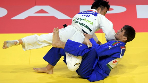 It means the Japanese judoka is now ranked No. 1 in the -73kg division and the third best pound-for-pound judoka on the planet.