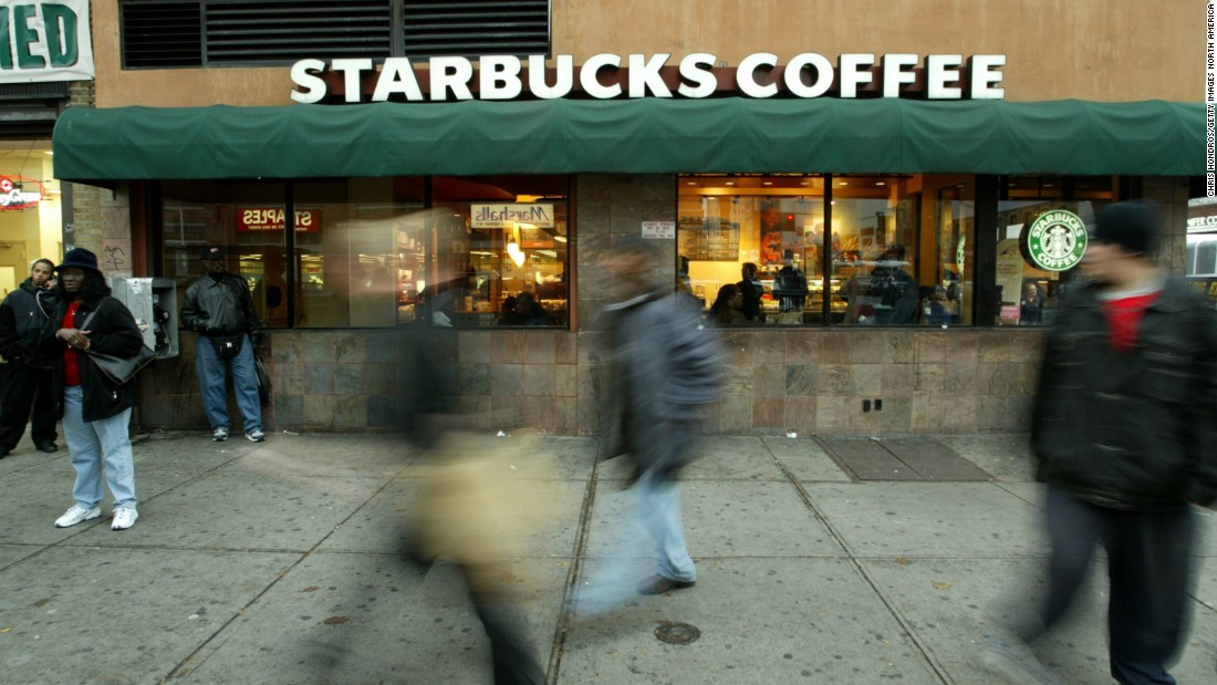 About a decade ago in the Harlem area, international chains -- such as Starbucks -- and more affluent New Yorkers began to arrive, angering long-time residents, who faced pressure from landlords to move as prices rise.