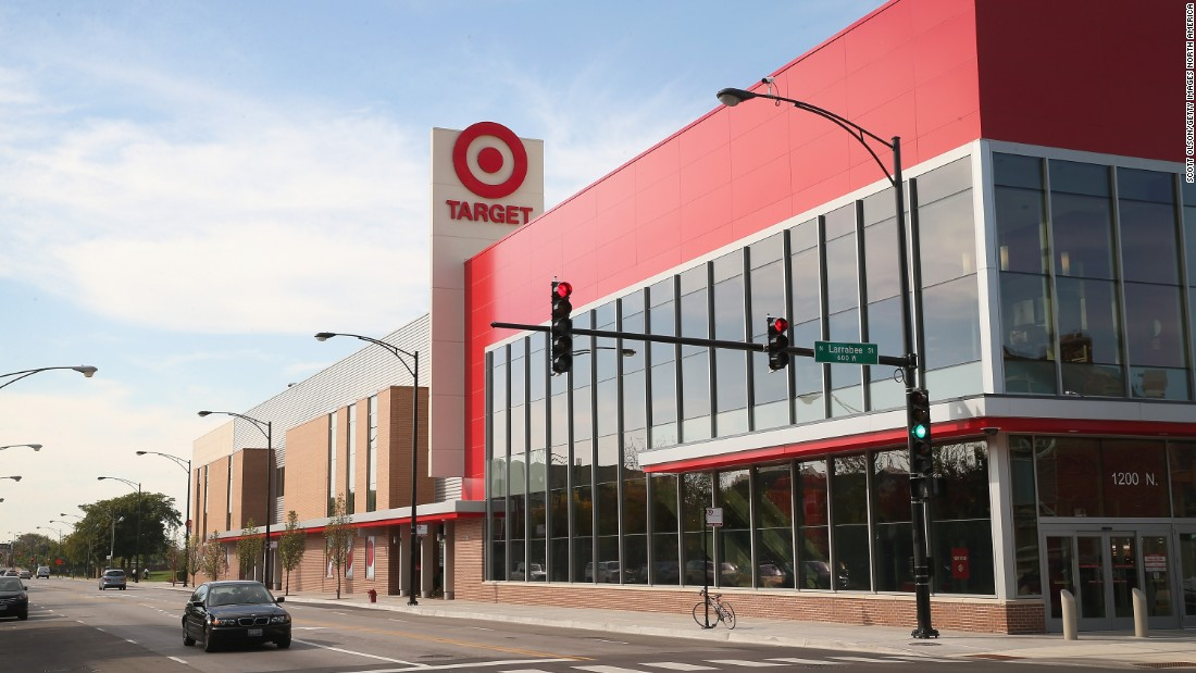 Cabrini-Green's replacement? A Target store, which opened in 2013.