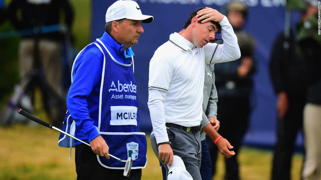 McIlroy has not won in 2017 and dropped to no.6 in the world rankings. He has taken three months off to recover from a rib injury.