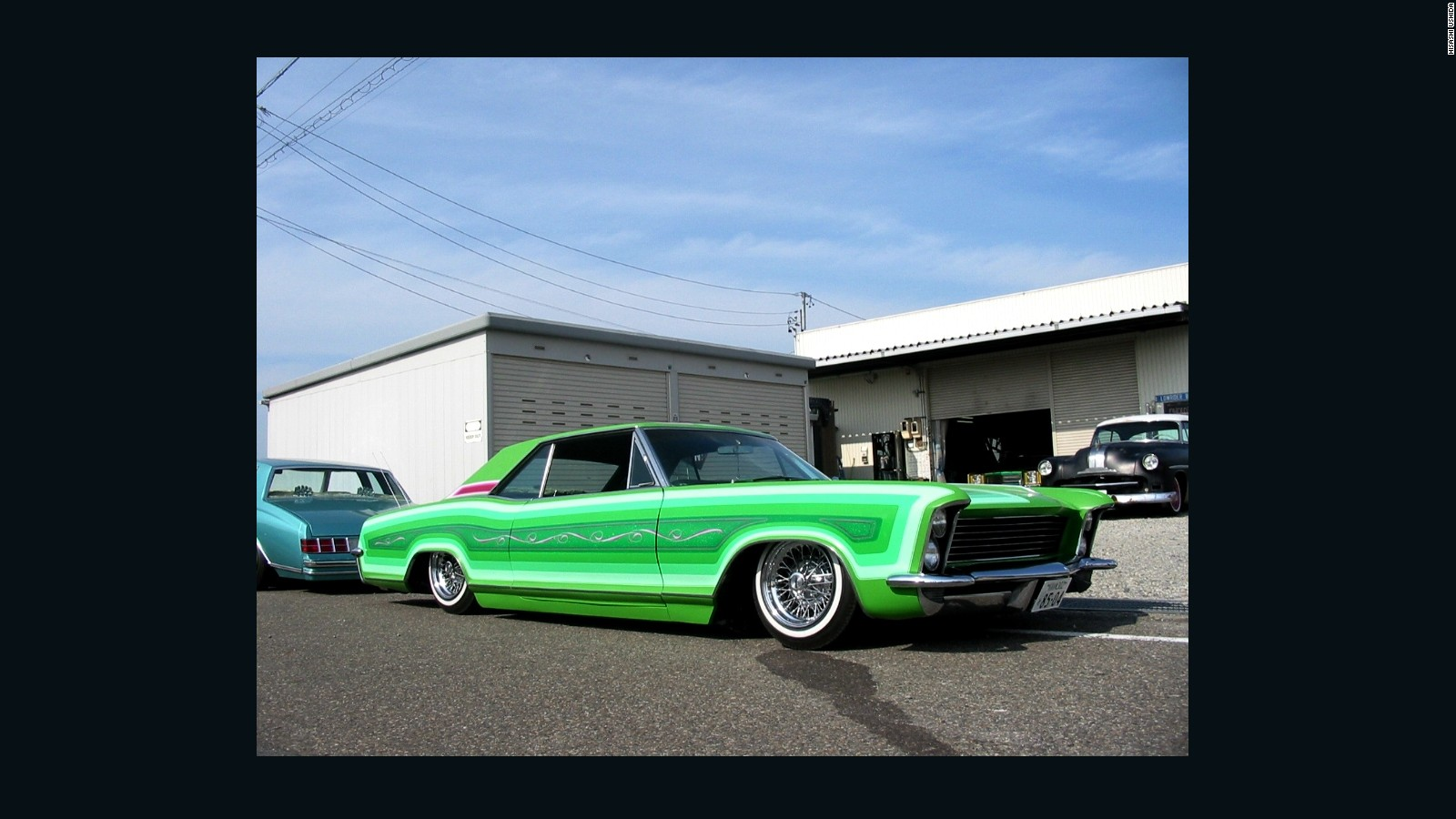 Meet Japan S Lowriders Cnn Style