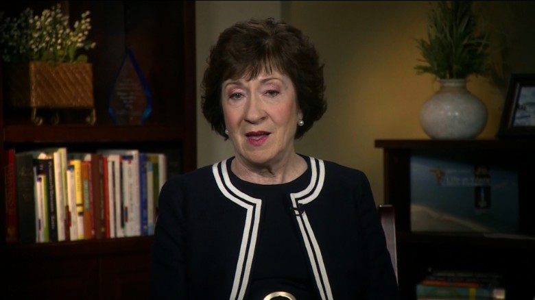 Collins: Trump's health care moves hurt people