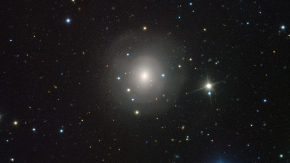 """The collision happened in the galaxy NGC 4993, about 130 million light-years from Earth. Although this is far from Earth, the galaxy is a neighbor """"just around the corner"""" from our own Milky Way, according to astronomers."""