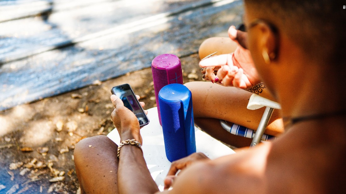 The Best Bluetooth Speaker For Parties Cnn