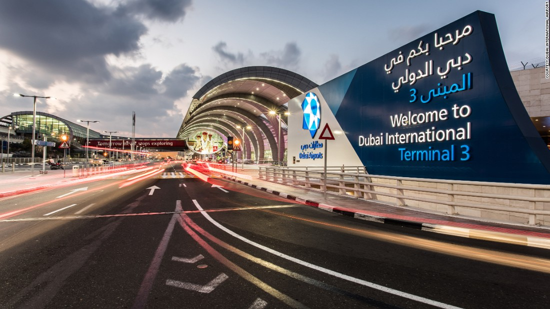 Dubai airport temporarily halts flights due to 'drone activity'
