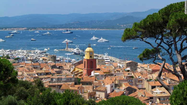 SaintTropez What do to where to eat and sleep CNN Travel