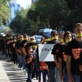 walk for freedom Mexico