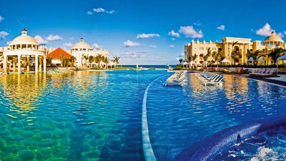 14. Iberostar Grand Hotel Paraiso, Playa Paraiso, Mexico