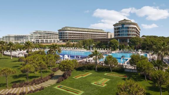 9. Voyage Belek Golf & Spa, Belek, Turkey