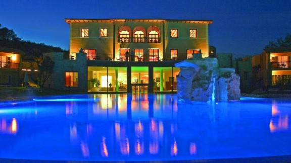 22. Hotel Adler Thermae Spa & Relax Resort, Bagno Vignoni, Italy