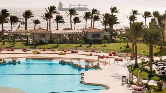 17. Rixos Sharm El Sheikh, Nabq Bay, Egypt