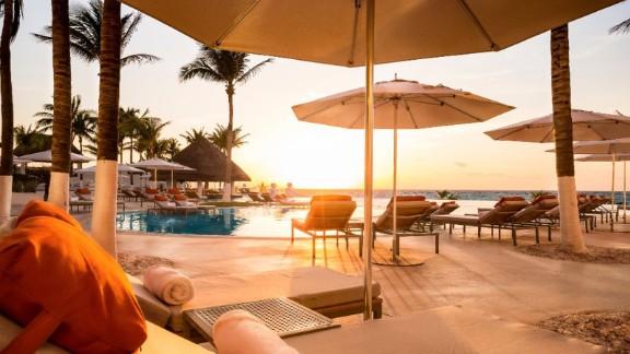 8. Le Blanc Spa Resort, Cancun, Mexico