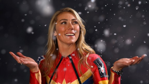 Young American slalom specialist Mikaela Shiffrin is eying no less than four possible medals at the 2018 Winter Olympics in PyeongChang, South Korea.
