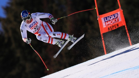 But it remains to be seen how Mayer will fare on the Olympic course in Jeongseon, which is full of big curves and long rolls, particularly after breaking two vertebrae in a serious crash in 2015.