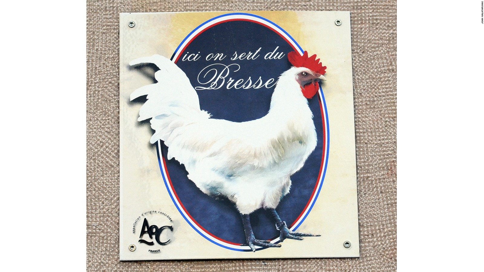 Bresse chicken, found in France, is world's most expensive | CNN Travel