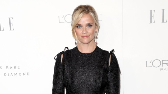 LOS ANGELES, CA - OCTOBER 16:  Reese Witherspoon attends ELLE's 24th Annual Women in Hollywood Celebration at Four Seasons Hotel Los Angeles at Beverly Hills on October 16, 2017 in Los Angeles, California.  (Photo by Frederick M. Brown/Getty Images)