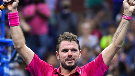 Former US Open champion Stan Wawrinka has opted for a literary tattoo on his left forearm ...