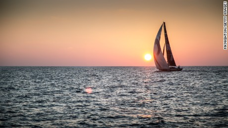 The Volvo Ocean Race in Australia