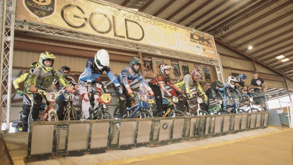 BMX racing, popular in the 1980s, is having a comeback thanks in part to the inclusion in the Olympics. DeSoto, Texas recently hosted one of BMX's Gold Cup races, an annual series of six regional tournaments.