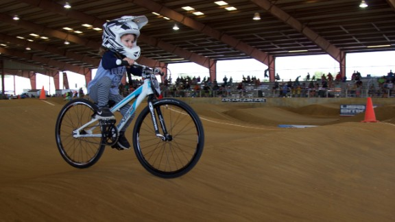 The Gold Cup tournament included racers as old as 69 and as young as 1-year-old.
